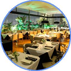 restaurante mesas e cadeiras